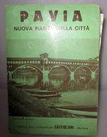 PAVIA - Carte Stradali
