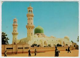 KANO    CENTRAL  MOSQUE           (VIAGGIATA) - Nigeria