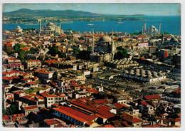 ISTAMBUL   VE  SAHESERLERI                  (VIAGGIATA  IN  GRECIA ) - Turchia
