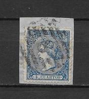 LOTE 1809 /// (C065) ESPAÑA  AÑO 1860/61   - EDIFIL Nº: 75    ¡¡¡ OFERTA !!! - 1850-68 Reino: Isabel II