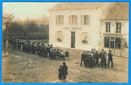 36- AMBRAULT  INDRE En BERRY  -CARTE PHOTO D' UNE SAINT ÉLOI VERS 1910 BELLE ANIMATION - France