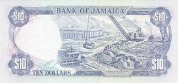 JAMAICA P. 71c 5 D 1989 UNC - Jamaica