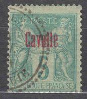 Cavalle 1893 Yvert#1 Used - Oblitérés