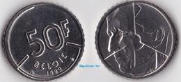 Baudouin 50 Frank Année 1989 (flamande) Pièce Neuve Issue Du Set  FDC - 1951-1993: Baudouin I