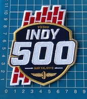 """2019 Indy 500 Indianapolis 500 103rd Racing Logo 4"""" Patch Jersey Embroidered Sew - Habillement, Souvenirs & Autres"""