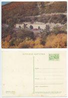 Russia 1969 Mint 3k. Postal Card ПЯТИГОРСК ПРОВАЛ / Pyatigorsk - 1923-1991 USSR
