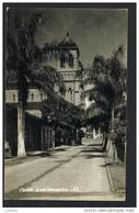 MEDELLIN Calle Zoa Real Photo Postcard COLOMBIA (2 Scans) - Colombie