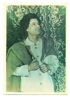 Mu'ammar Al Kaddafi Libia - Uomini Politici E Militari