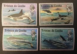 TRISTAN DA CUNH - MNH** - 1975  - # 202/205 - Tristan Da Cunha
