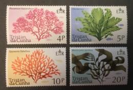 TRISTAN DA CUNH - MNH** - 1975  - # 198/201 - Tristan Da Cunha