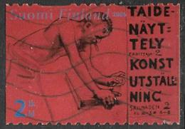Finland SG1812 2006 Posters By Akseli Gallen-Kallela 2 Klass Good/fine Used [39/31817/6D] - Finland