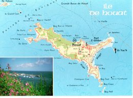 Ile De Houat Le Port  CPM Ou CPSM - France
