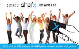 ShelfX - Plastic Trade Show Card - Other