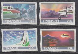 D101006 Transkei 1987 AIRWAYS Planes Boeing MNH - Afrique Du Sud Afrika RSA Sudafrika South Africa - Transkei