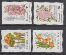 D101006 Transkei 1990 Indigenous Flowers MNH - Afrique Du Sud Afrika RSA Sudafrika South Africa - Transkei