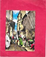 ALGERIE -  Rue Arabe De La Casbah - DELC7 - - Algérie