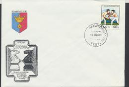 55-309 Estonia Rakvere Chess Tournamnent 19.09.1993 - Estonia