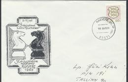 55-310 Estonia Rakvere Chess Tournamnent 19.09.1993 - Estonia