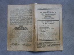 Eeklo. Het St.Antoniusklokje Van Balgerhoeke 1962. - Revues & Journaux