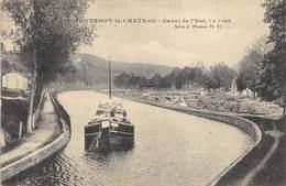 88 FONTENOY LE CHATEAU CANAL DE L'EST LE PORT - Autres Communes