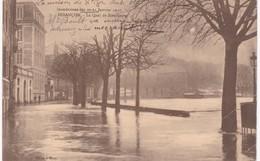 25 Doubs - BESANCON - Le Quai De Strasbourg - Inondations Des 20-21 Janvier 1910 - Besancon