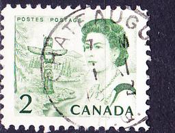 Kanada - Centennial-Serie (Mi.Nr.: 399) 1967 - Gest Used Obl - 1952-.... Reign Of Elizabeth II