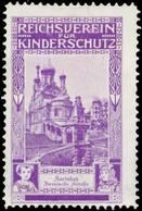 Reklamemarke: Russische Kirche In Karlsbad - Cinderellas