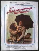 AFF CINE ORIG NEUVE NOUS NOUS SOMMES TANT AIMES (E Scola/1974) 60X40 V Gassman N Manfredi S Sandrelli - Posters
