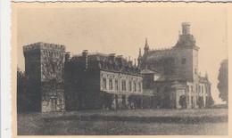 Kanne  , Kasteel Caester , Chateau De Caster (Riemst ) Lanaye , FOTOKAART - Riemst