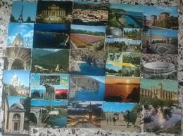 50 CARTOLINE PAESAGGISTICHE E NO - ITALIA ED ESTERE  (116) - Cartoline