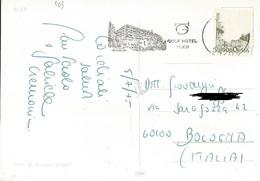 TIMBRO SU CARTOLINA: GOLF HOTEL BLED 1975 (105) - Croazia