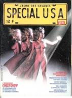L'Echo Des Savanes Spécial USA -n° 25 -Janvier 1983 - L'Echo Des Savanes