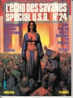 L'Echo Des Savanes Spécial USA -n° 24 -Octobre 1982 - L'Echo Des Savanes