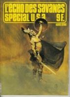 L'Echo Des Savanes Spécial USA -n° 17 -3è Trimestre 1980 - L'Echo Des Savanes