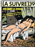 (A Suivre) -n° 39 -Avril 1981 - A Suivre