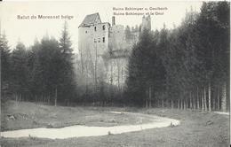 Salut De MORESNET Belge Ruine Schimper U. Geulbach - Blieberg