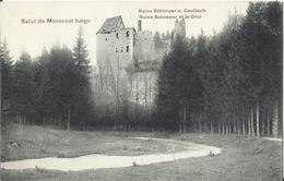 Salut De MORESNET Belge Ruine Schimper U. Geulbach - Plombières