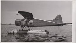DHC2 BEAVER   + 20 * 13 CM AIRCRAFT De Havilland Canada   Aviation, AIRPLAIN, AVION DHC - Aviación