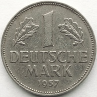 Germany Federal Republic 1957-D Deutsche Mark - [ 7] 1949-… : FRG - Fed. Rep. Germany