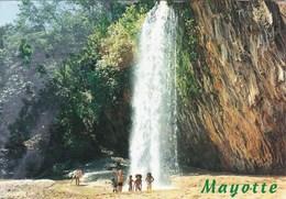 Mayotte - Cascade De Soulou - Voir état - Mayotte