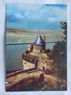 LE MONT SAINT MICHEL (50) LA TOUR GABRIEL - Le Mont Saint Michel