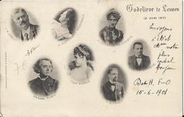 Godelieve Te LEUVEN 1901 - Leuven