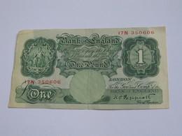1 One Pound 1928_1948  Bank Of England   **** EN  ACHAT IMMEDIAT  **** - …-1952 : Avant Elizabeth II