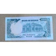 Billet Soudan :  1 Sudanese Pound - Sudan