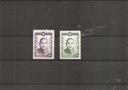 Taiwan -Formose  ( 497/498 XXX -MNH) - 1945-... Republic Of China
