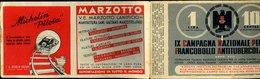 189 LIBRETTO CROCE ROSSA ITALIANA ANNO XVII ( 1939) PUB. MICHELIN MARZOTTO GABY - Italia