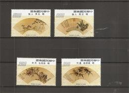 Taiwan -Formose   ( 903/906 XXX -MNH) - Nuovi
