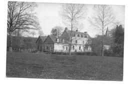 53/ MAYENNE... Carte Postale Photo De LA HAIE TRAVERSAINE ( Ambrières Les Vallées): Le Château - France