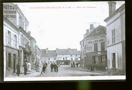 VILLENEUVE BELLOT            JLM - France
