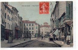 """RIVE DE GIER   """"Rue Feloin"""" - Rive De Gier"""